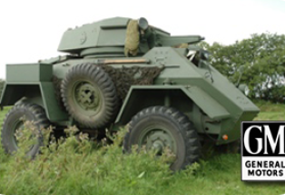 GM Fox Armoured Car Mk1